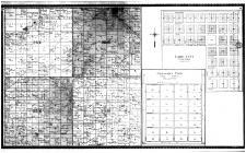 Townships 25 & 26 Ranges X & IX, Lake City, Crossman Park, Holt County 1904